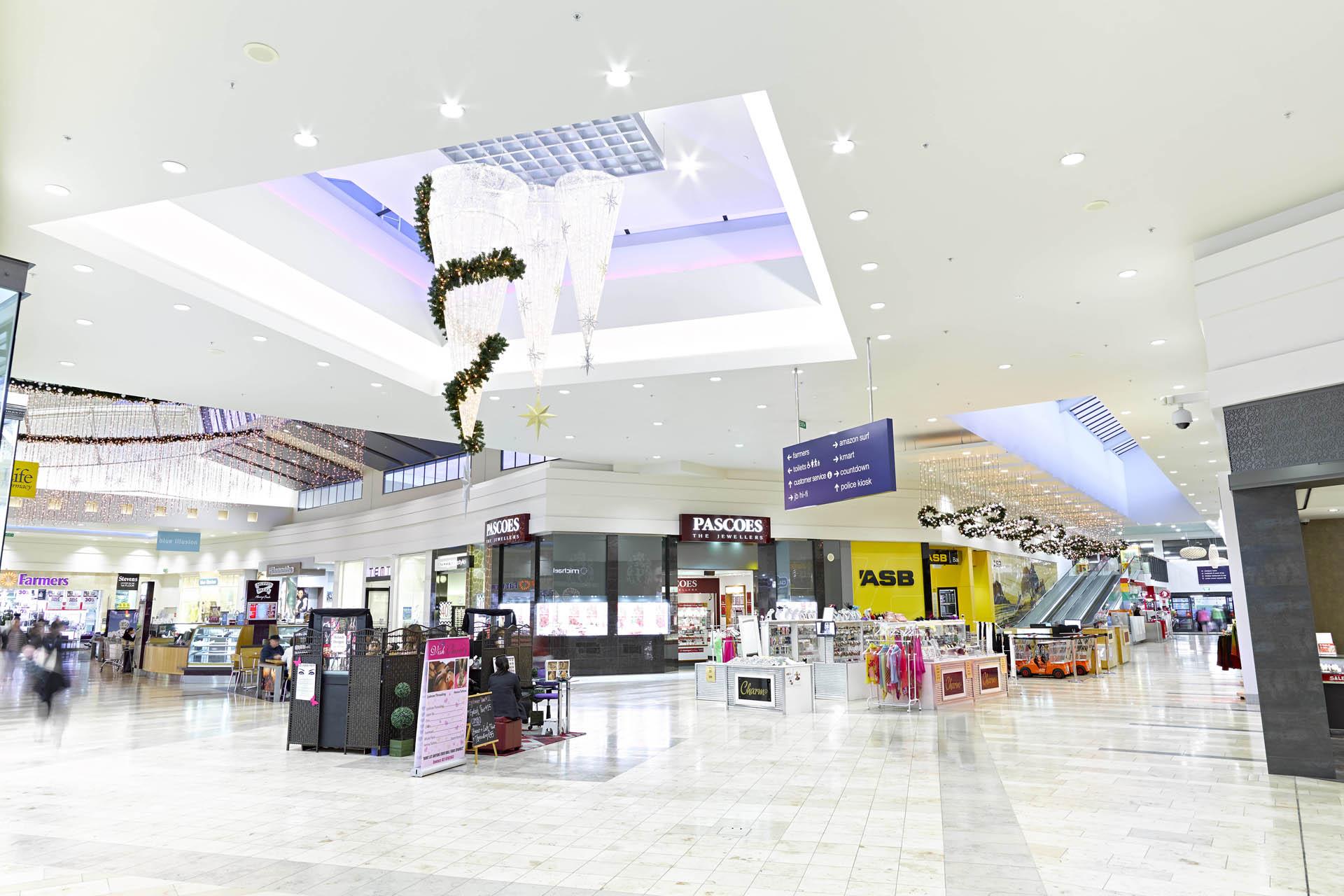 Philips Lighting Case Study Bayfair Shopping Centre