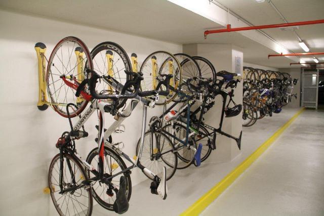 Cora Wall And Frame Mounted Bike Racks By Cora Bike Rack