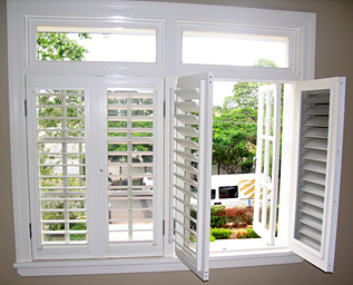 Atdc launches stylish and secure plantation shutters selector for Exterior window shutters south africa