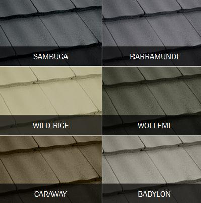 Monier Released New Atura Roof Tile Collection Selector