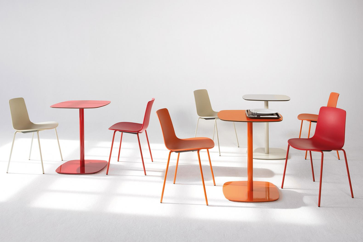 Enea lottus chair by ke zu selector for Table ke design