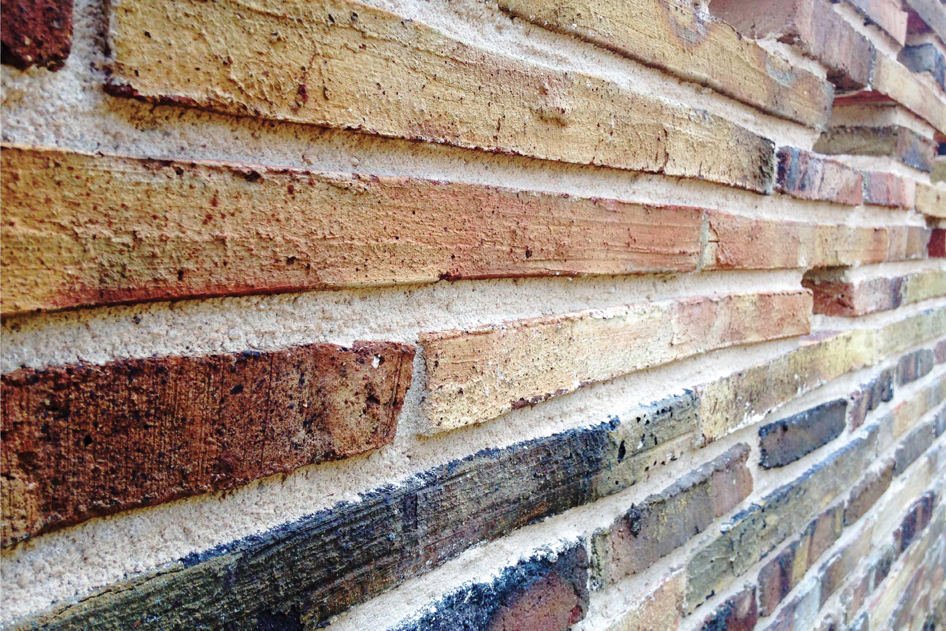 Lighting Basement Washroom Stairs: Tierra 500 Mm Long Architectural Bricks