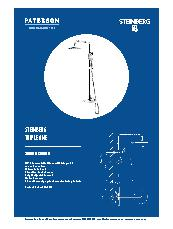 Steinberg Triple One shower column brochure