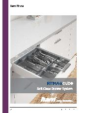 Access  Group - Harn Ritma Cube Soft Close Drawer System.