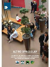 Altro XpressLay Product Brochure 2016