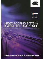 ARDEX roofing membranes – a world of experience