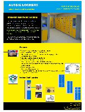 Aussie Lockers Specifications Brochure