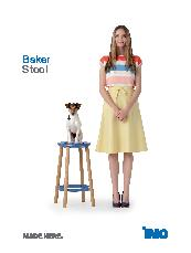 Baker stool brochure
