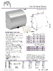 BC 2002 Dolphin Velocity eco dryer brochure
