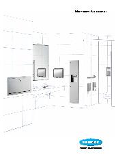 Bobrick Washroom Accessories Brochure