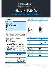 Class-A polyurethane sealant – Seal 'N' Flex 1 by Bostik