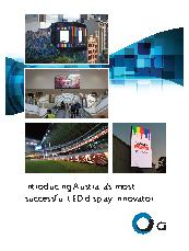 Corporate Initiatives LED Display Brochure