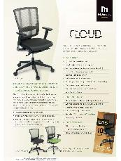 Cloud chair specification sheet