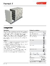 Compactus product specification sheet
