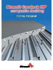 Condeck HP Composite Decking Testing Programme