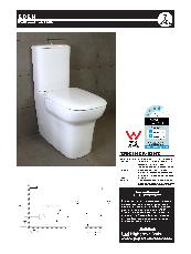 Eden Wall Faced Toilet Suite Datasheet