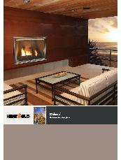 Dakota outdoor gas fireplace brochure