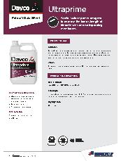Davco Ultraprime Data Sheet