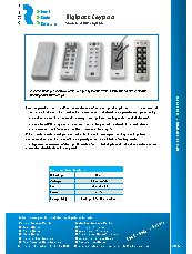 Digipass Keypad Brochure