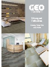 Divergent Collection – Luxury Vinyl Tile and Plank Brochure