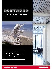 Driftwood Rustic Timber Brochure