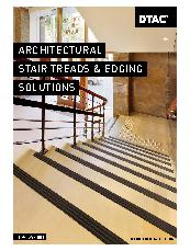 Architectural Stair Treads and Edging Solution brochure