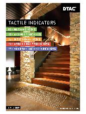 DTAC Tactile Indicators brochure.