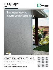 EasyLap Panel Product Flyer March 2015