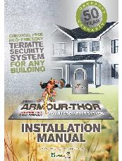 Ensystex ARMOUR-THOR Installation Manual