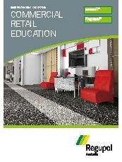 Regupol everroll® Commercial Retail Education Brochure