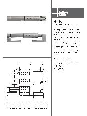 HB 1092 Telescopic restrictor stay brochure