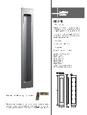 HB 1470 large flush pull brochure