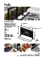 HCDS Cafe Barriers