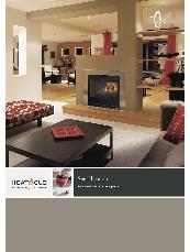 Heat & Glo See Through balanced flue gas fireplace