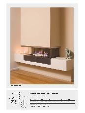 Horizon gas fires brochure