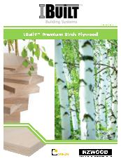 IBuilt Birch Ply Brochure