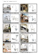 In Residence kitchen taps brochure