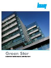 Knauf Green Star Guide for Sustainable Construction
