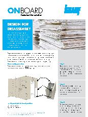 Knauf OnBoard – Design for Disassembly