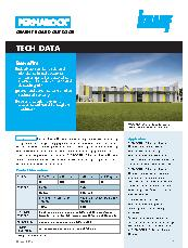 Knauf PermaRock Outdoor Technical Data Sheet