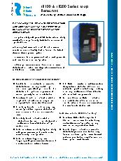 LD100 & LD200 Series Loop Detectors Brochure