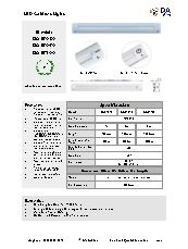 LED Cabinet Light Brochure