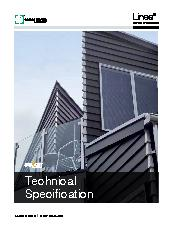 Linea Weatherboard Technical Specification March 2015