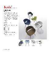 Little Perillo chair brochure
