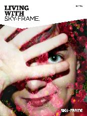 Living With Sky-Frame Brochure