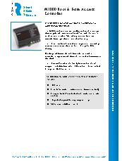 M1000 Door & Gate Access Controller Brochure