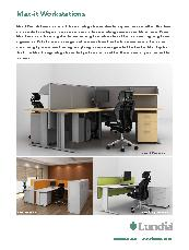 Max-it workstations catalogue