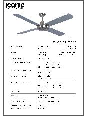 MAXair Timber Specification Sheet