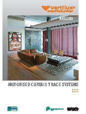 Mottura By Vertilux Motorised Curtain Track Systems Brochure