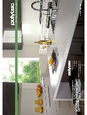 Polytec durable laminate benchtops brochure